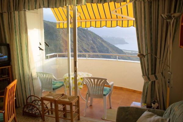 (z.Z. Vermitetet) Apartment in Puntillo del Sol zu vermieten