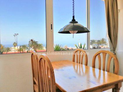 VERKAUFT! – 1-SZ Wohnung in El Toscal mit Blick auf Atlantik und Orotavatal zu verkaufen