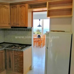 1SZ Wohnung El Toscal_Küche