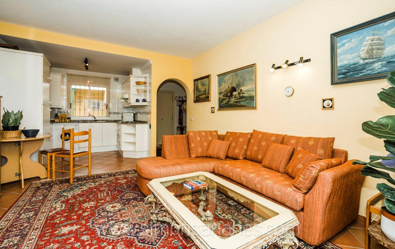 1SZ Wohnung La Quinta Meerblick+Pool