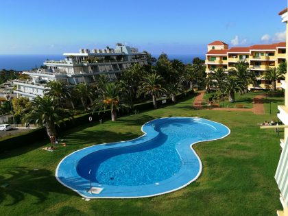 1 SZ Apartment mit Pool und fantastischem Ausblick in La Quinta