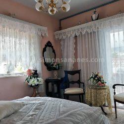 Antiq-Stil Haus Puerto Cruz. Schlafzimmer mit Bad en Suite