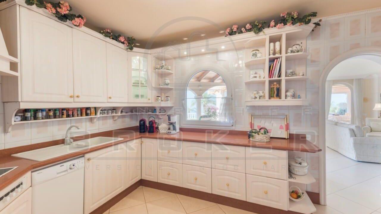 Santa-Ursula-küche