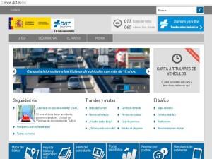 Die DGT ändert ihre Internet-Seite