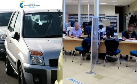 Abgabefrist der Autosteuer 2014 für Teneriffa