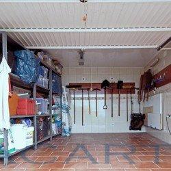 Garage. Chalet in El Pris, Tacoronte mit Meer- und Teideblick