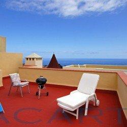 Dachterrasse. Penthouse La Quinta Santa Ursula zu verkaufen 4