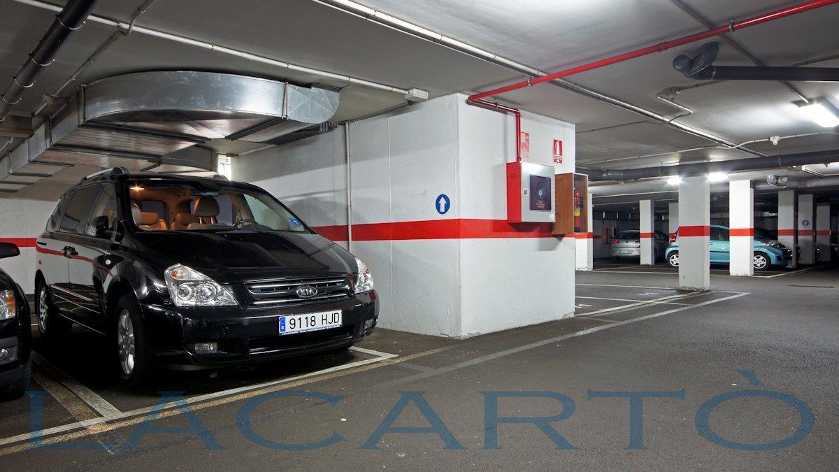 Garagenplatz. Penthouse La Quinta Santa Ursula zu verkaufen