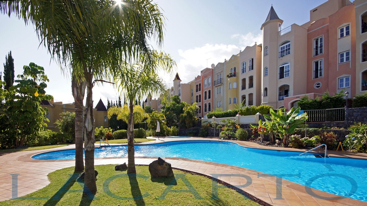 Pool. Penthouse La Quinta Santa Ursula zu verkaufen 1