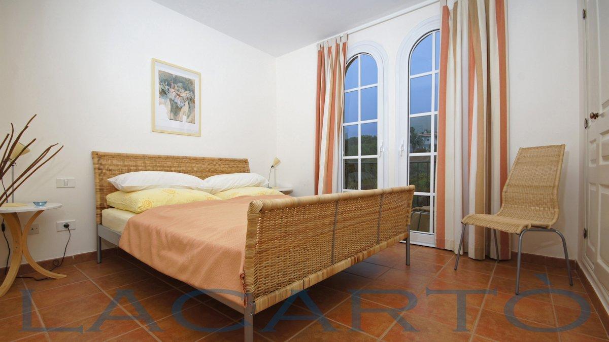 Schlafzimmer. Penthouse La Quinta Santa Ursula zu verkaufen