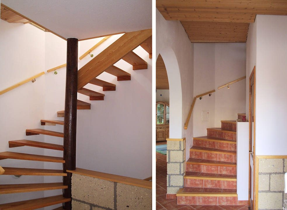 Escalera. Casa SurTenerife