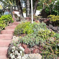Garten West. Chalet Jardin del Sol