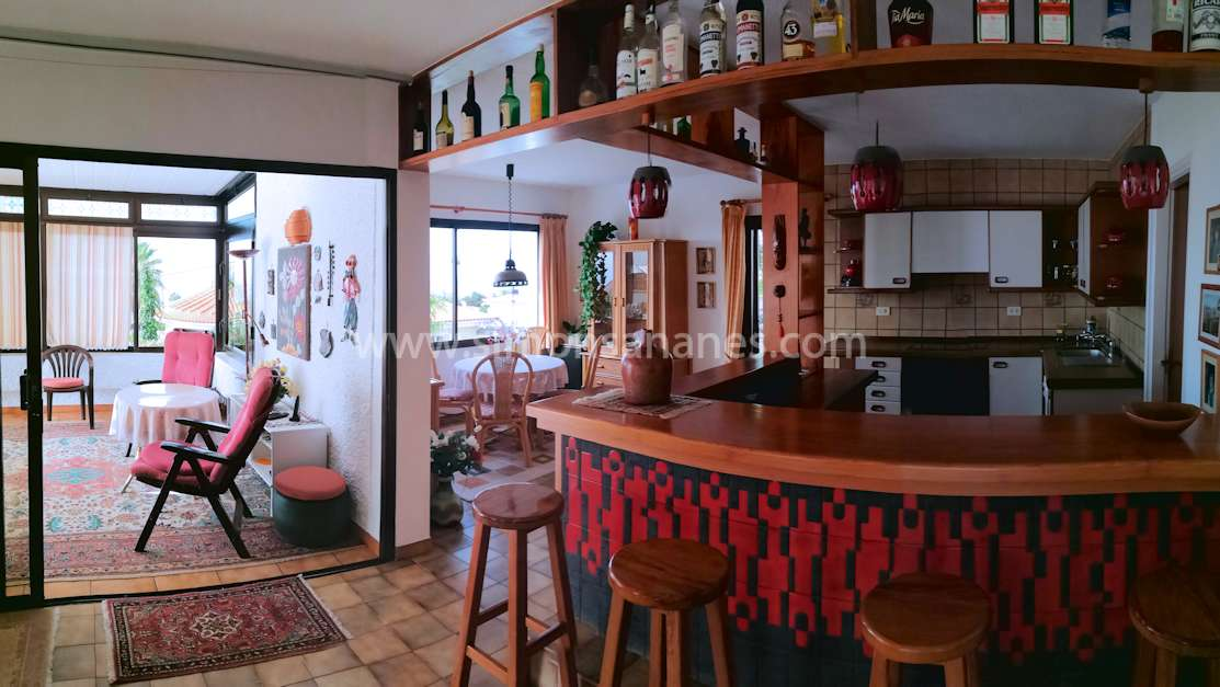 Küche. Chalet Jardin del Sol