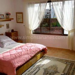 Schlafzimmer. Chalet Jardin del Sol