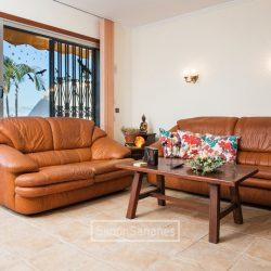 Wohnzimmer. Apartment La Palmita
