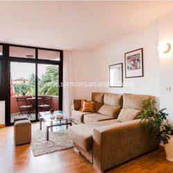 2-Schlafzimmer-Wohnung-Puerto-de-la-Cruz.-Wohnzimmer