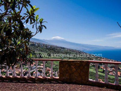 Elegantes Haus mit Traumblick in La Baranda
