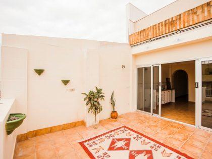 Verkauft – 2SZ Penthouse-Wohnung in Plaza Charco mit Teide Blick