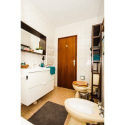 Badezimmer Haupthaus 2. Haus El Sauzal mit Blick Teide + Atlantilk