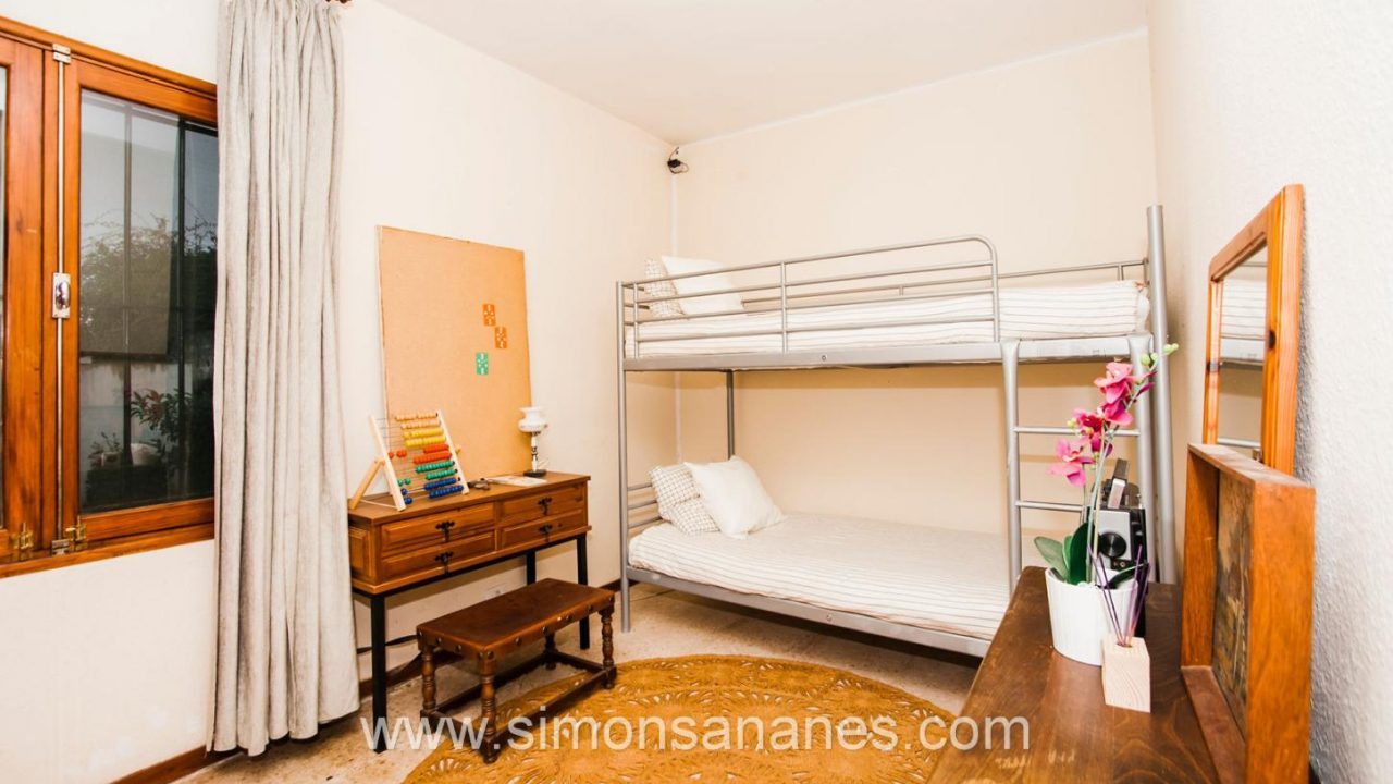 Gästezimmer 1. Haus El Sauzal mit Blick Teide + Atlantilk