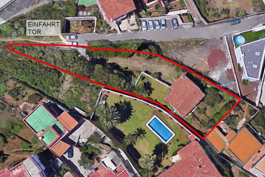 Luftbild Haus El Sauzal