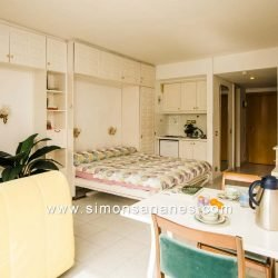 WZ. Studio Apartment La Paz Interpalace