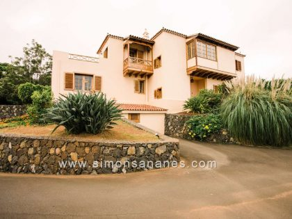 Reduziert! Luxus Villa zu verkaufen in La Luz, Orotavatal