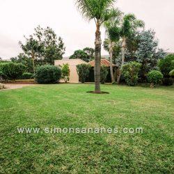 Luxus Villa La Orotava. Garten und Studioapartment