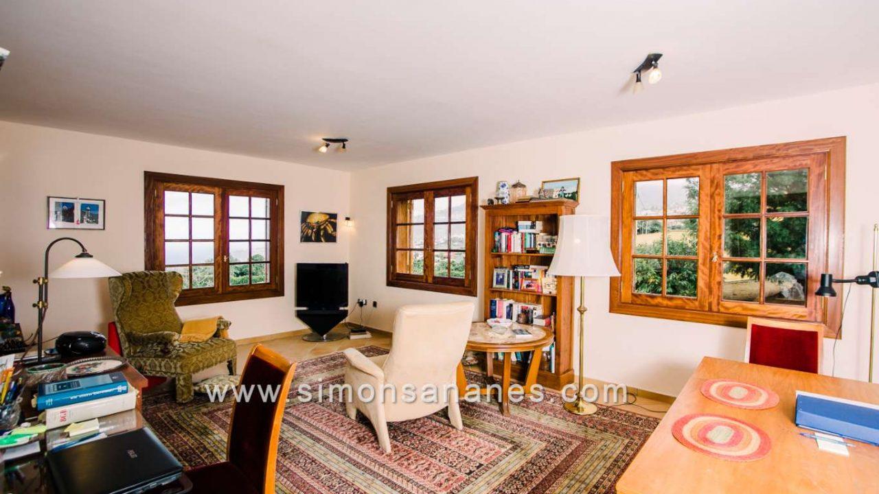 Luxus Villa La Orotava. Zimmer 2 EG