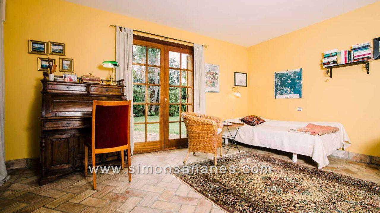 Luxus Villa La Orotava. Zimmer EG