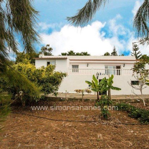 4.000m2 grosse Ruheoase mit Haus in La Orotava mit Panoramablick