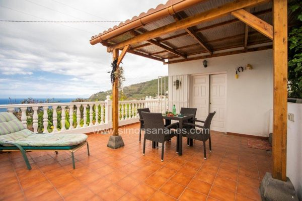2.200 qm große Ruheoase mit Haus in La Orotava mit Panoramablick