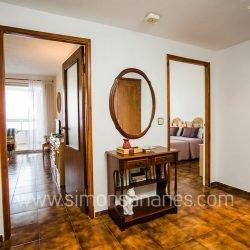 Apartment Meerblick+Teide Teneriffa_ Diele