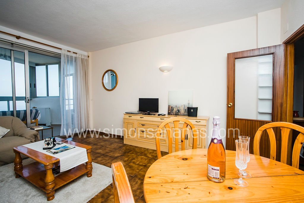 Apartment mit Meerblick. WZ