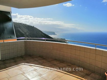VERKAUFT! 1SZ Apartment mit Traumhaftem Blick auf Teide und Atlantik