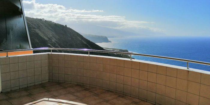 1SZ Apartment mit Traumhaftem Blick auf Teide und Atlantik