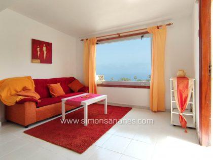 Apartment in Puntillo del Sol mit Meerblick