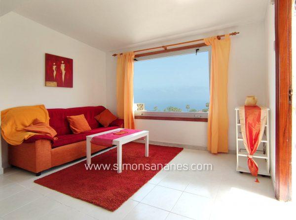 Verkauft! (in 15 Tagen nur!) Apartment in Puntillo del Sol mit Meerblick