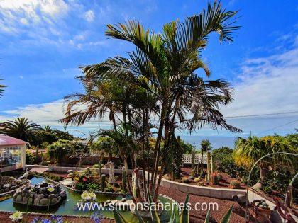 Verkauft! Villa in Cuesta de la Villa mit Garten und Meerblick