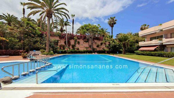 Wurde in 1 Woche verkauft! Modernes Apartment mit Pool in La Paz